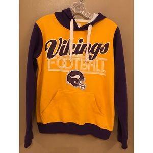 Tops - VTG Minnesota Vikings Hoodie
